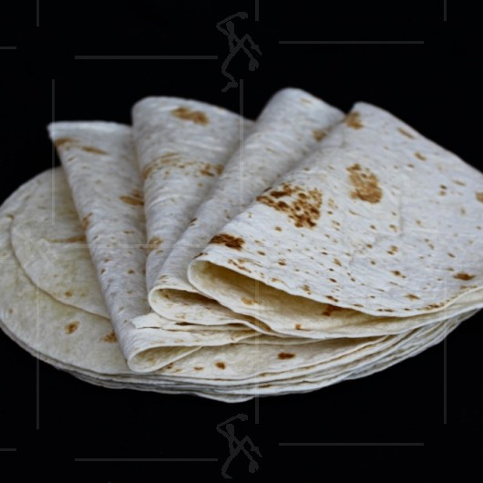 Durum-tortilla 30 cm or 25 cm